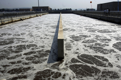 Wastewater byproduct holds profit potential