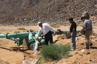 UN catalogues shared water resources in Mideast