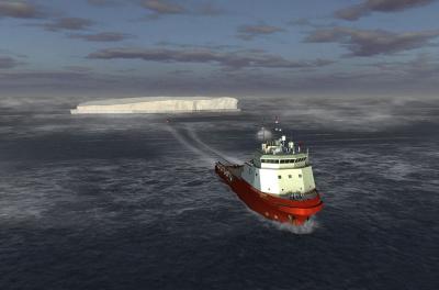 Capturing icebergs
