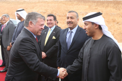 Jordan launches largest wind power project in ME
