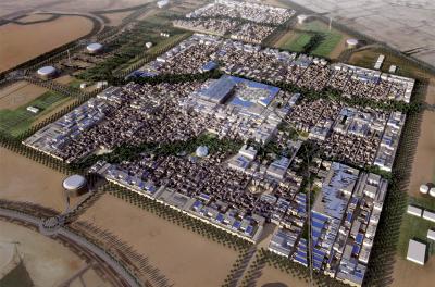 Masdar City named amongst top infrastructure plans