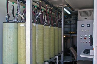 Membrane distillation system tested in Qatar