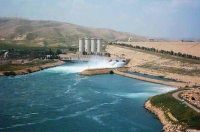 Italian engineers to assess Iraq power dam damage