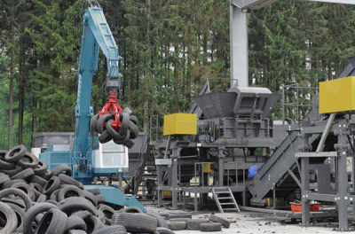 Oman in first waste tyre recycling project