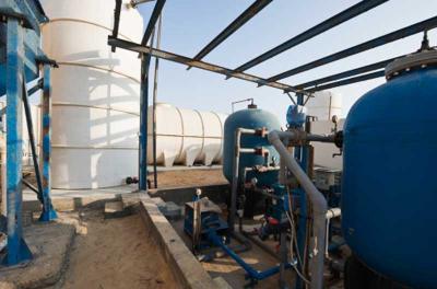 TAQA, FEWA to build desalination plant in Ajman