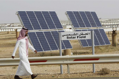 KSA to invest $100bn in renewable energy projects