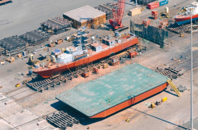 Power players: ASRY & Centrax float shipshape idea