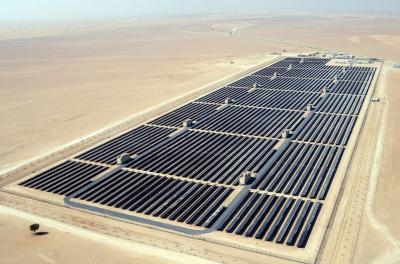 DEWA, Masdar to break ground on Dubai solar park