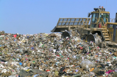Only 5% of GCC waste is recycled