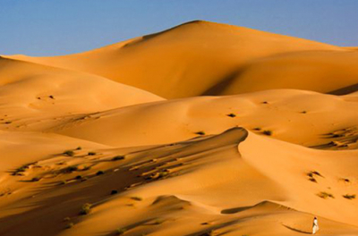 Masdar discovers CSP generation from desert sand