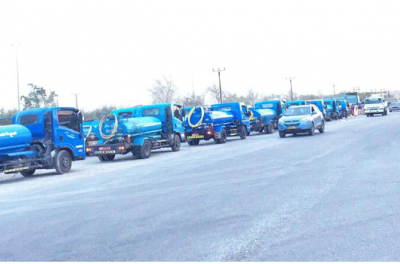 New water tanker filling system launched in Oman