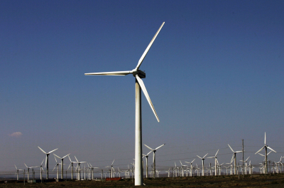 World's largest offshore wind farm inaugurated