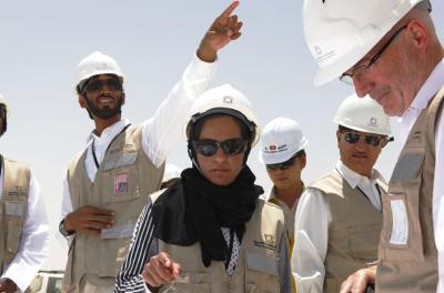 UAE approves Abu Dhabi nuclear plans