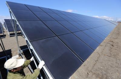 UAE's Masdar signs PPA for 100MW solar plant in Uzbekistan