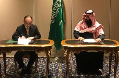 $200bn solar power park to be built in Saudi Arabia