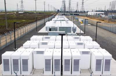 EDF to develop 10GW battery storage projects