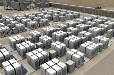Siemens-Gamesa to accelerate energy storage
