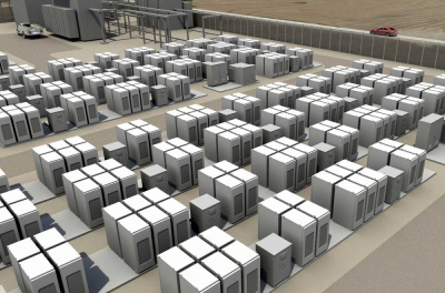 DEWA tests energy storage systems at MBR solar park