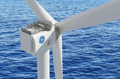 GE profits offset weak power division performance