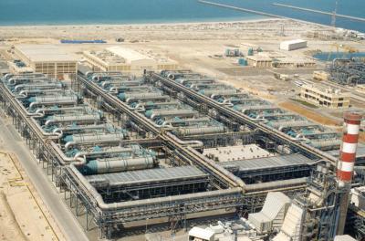 Abengoa-Sepco III consortium bags $700mln deal for UAE desalination plant