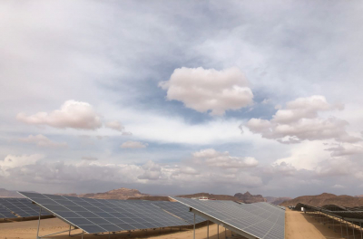 JinkoSolar supplies pv panels to Jordan's 103MW Quweira PV plant