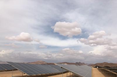 Enviromena, TSK inaugurate Jordan's largest solar plant