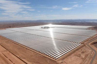 Saudi ACWA Power in final stages of Ouarzazate complex