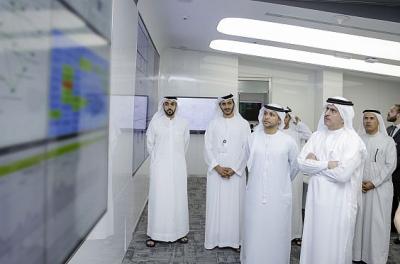 DEWA launches new AI-monitored Digital Command Centre