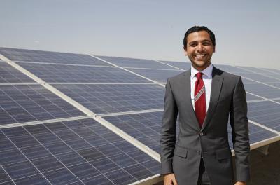 Enviromena's Sami Khoreibi casts bright outlook for solar rooftop