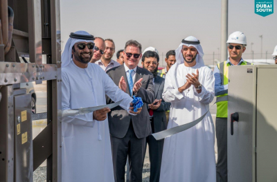 Dubai's Aviation District inaugurates cooling plant