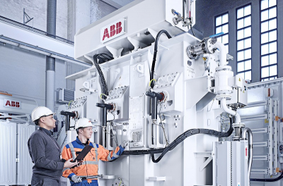 ABB wins transformer order for off-shore wind project in North Sea