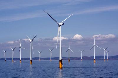 Bright future for offshore wind