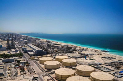 Nine major water desalination plants enhance Abu Dhabi's water security