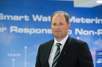 Diehl drives GCC smart water