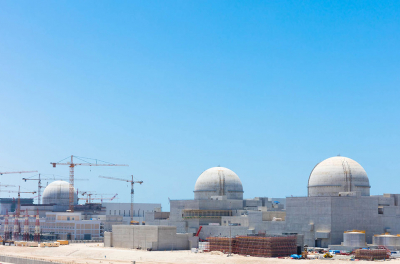 UAE expected to grant nuclear power plant operating license in Q1 of 2020