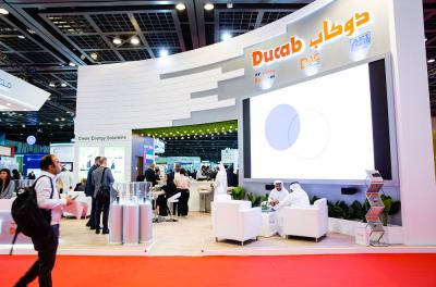 Best of WETEX: Ducab powers clean energy