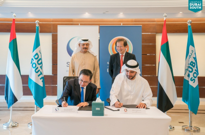 Dubai's South Energy, SP Group sign MoU to expand district cooling services