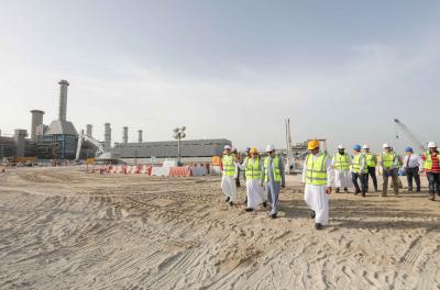 Jebel Ali SWRO desalination project makes progress
