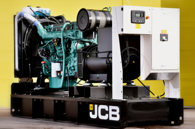 JCB launches new open generators for Middle East