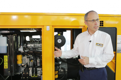 JCB boosts GCC genset rental market with the G125RS