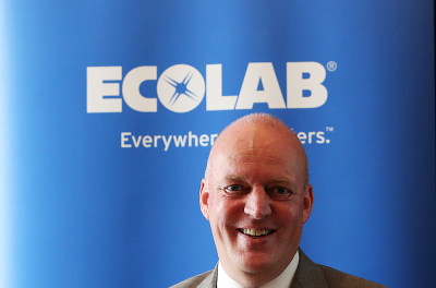 Ecolab ramps up solutions to tackle water challenges