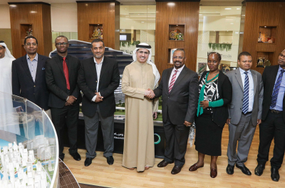 UAE's DEWA to collaborate with Kenya on sustainable development