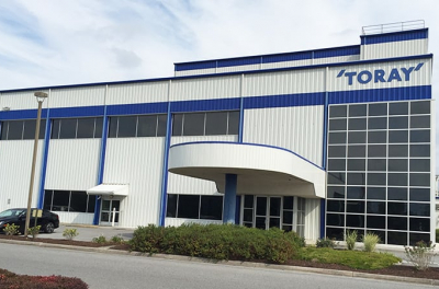Toray to Establish New Battery Separator Film (BSF) Production Facility in Hungary