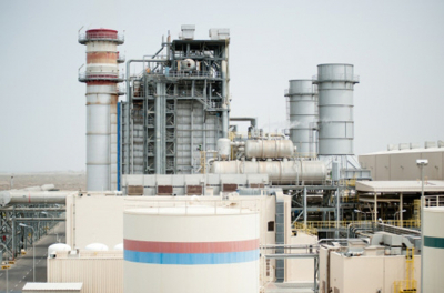Repair work on Barka 2 power and water desalination plant reaches completion