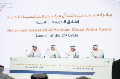 Dubai launches second Global Water Award with prizes up to $1mn