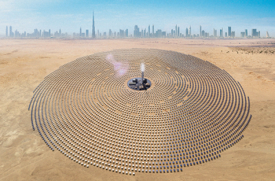 Kuwait increases renewable energy target, eyes up to 400MW of CSP