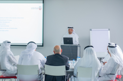 Abu Dhabi launches Recycled Water Policy to Maintain Water Resources