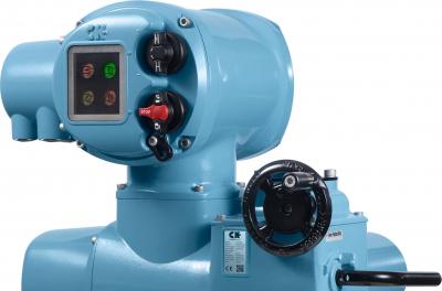 CK Atronik increases integral control versatility of Rotork modular electric valve actuators
