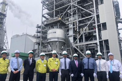 Abu Dhabi Department of Energy in knowledge exchange with Japan