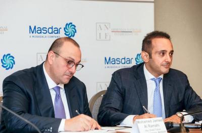 Masdar eyes renewable energy prospects in Armenia
